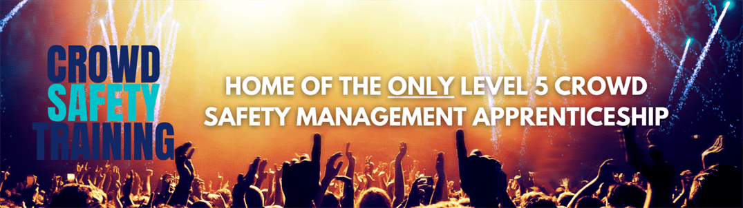 Level 5 Crowd Safety Manager Apprenticeship
