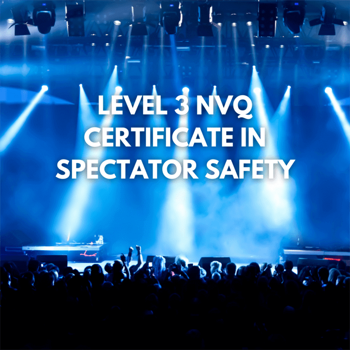 Training Courses Level 3 NVQ Certificate in Spectator Safety