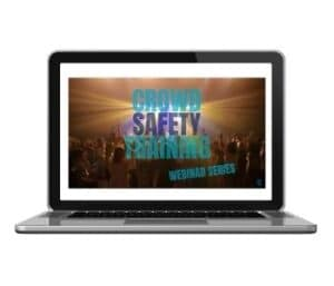 Crowd Safety Webinars from Crowd Safety Training