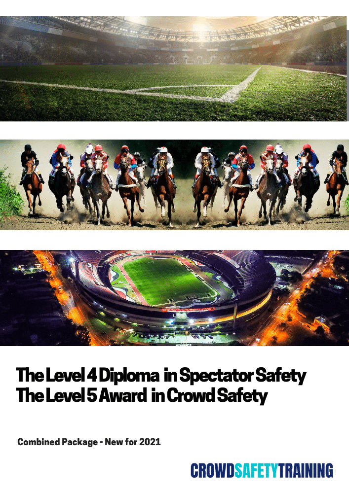 Level 4 Diploma in Spectator Safety