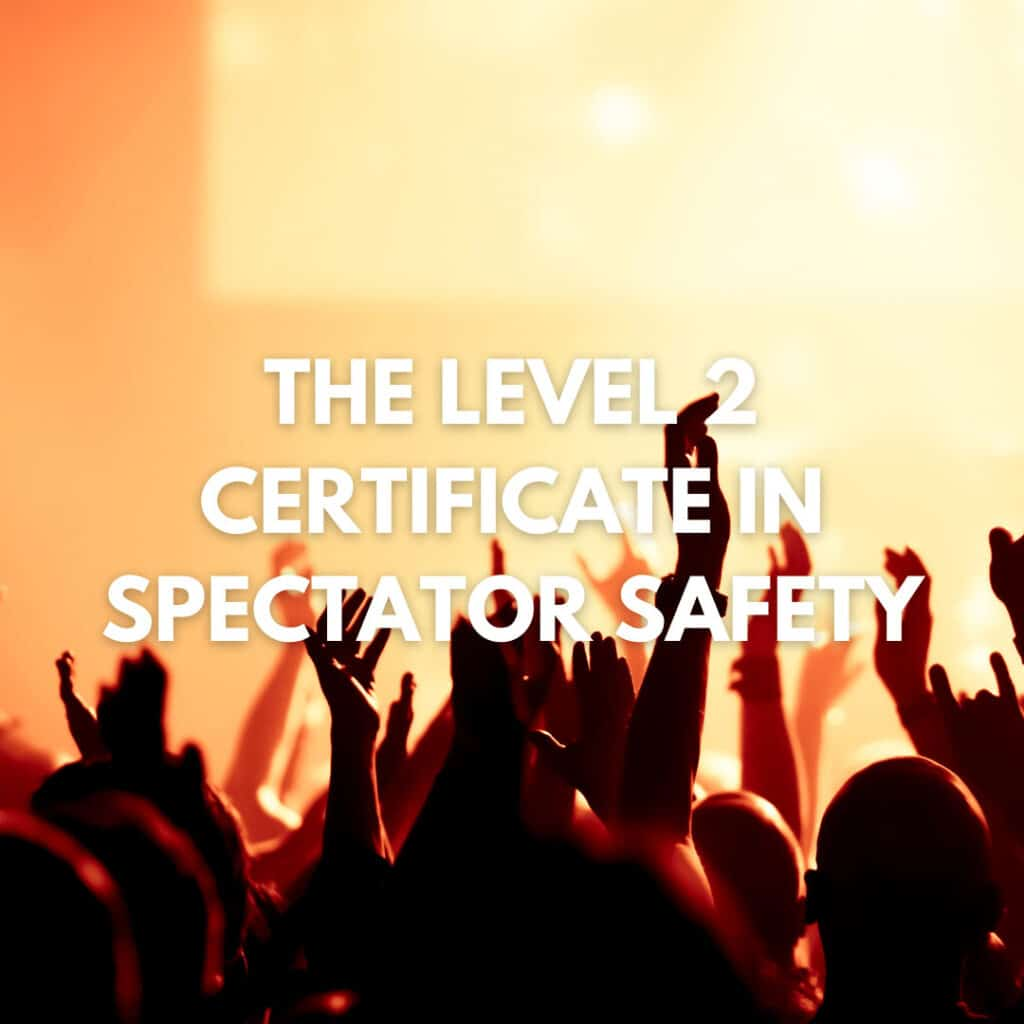 Training Courses Spectator Safety