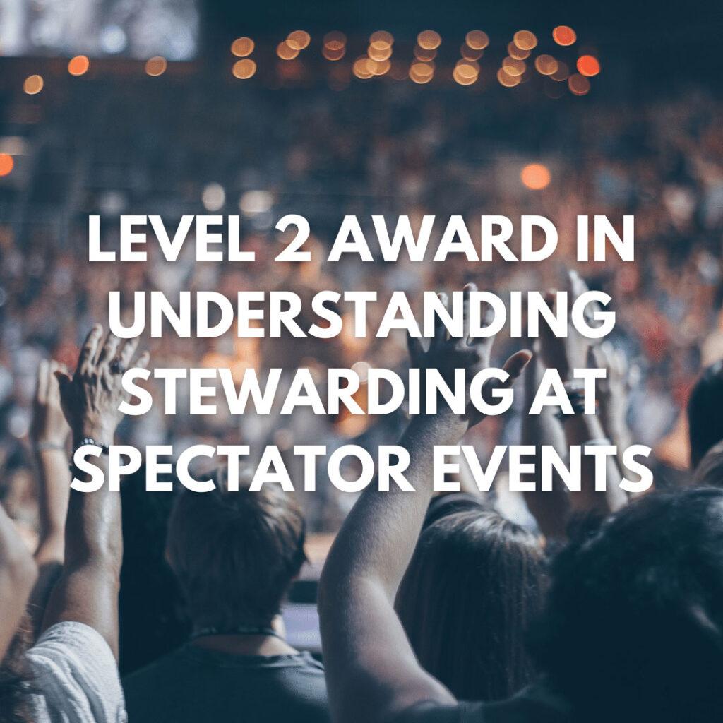 understanding stewarding level 2 course
