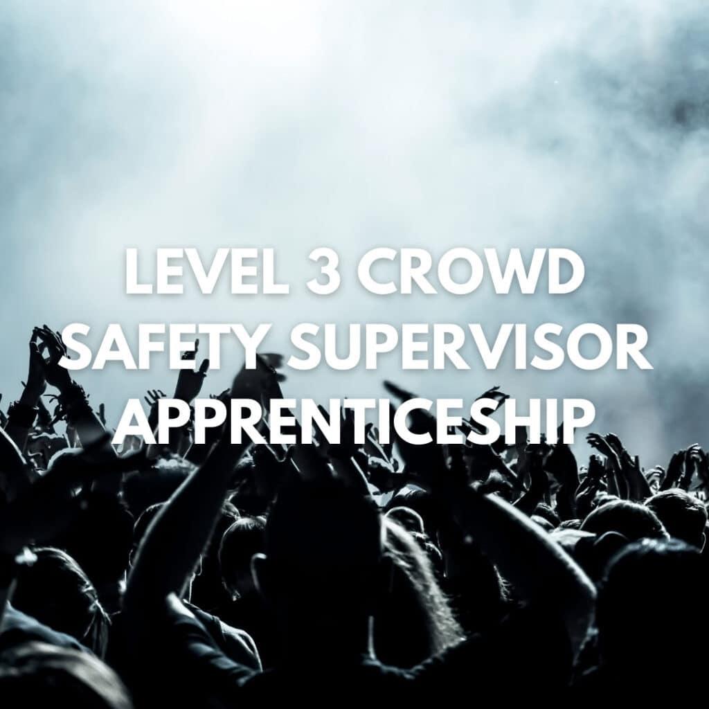 Training Courses Safety Supervisor Apprenticeship